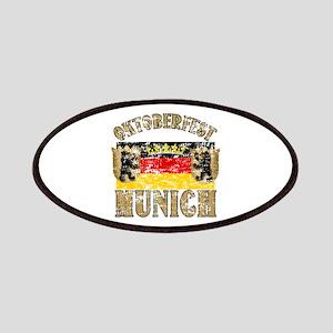 OKTOBERFEST Munich Distressed Patches