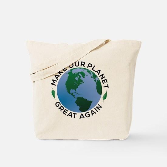 Cute Planet Tote Bag