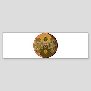Dragon Zen Sticker (Bumper)