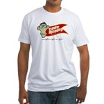 Code Monkey This One Fitted T-Shirt