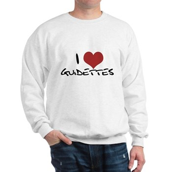 I Heart Guidettes Sweatshirt