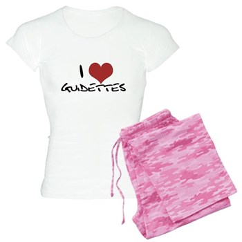 I Heart Guidettes Women's Light Pajamas