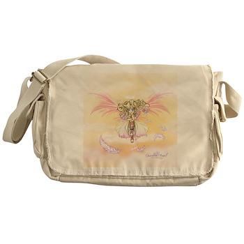 Anime Angel Inspirational Gifts Messenger Bag