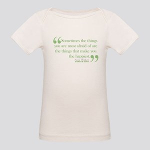 Make You the happiest Organic Baby T-Shirt