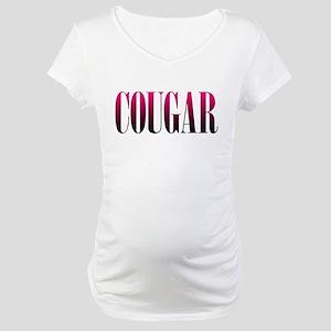 Cougar Maternity T-Shirt