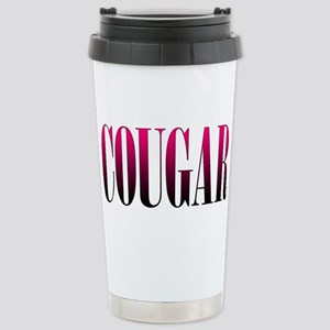 Cougar Stainless Steel Travel Mug