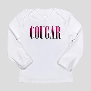 Cougar Long Sleeve Infant T-Shirt