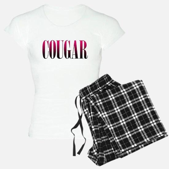 Cougar Pajamas