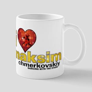 I Heart Maksim Chmerkovskiy Mug