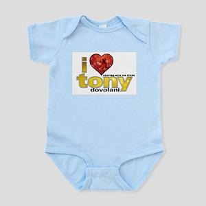 I Heart Tony Dovolani Infant Bodysuit
