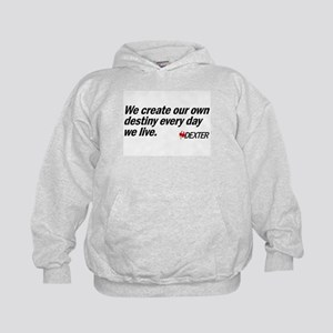 We Create Our Own Destiny Kids Hoodie