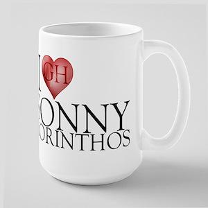 I Heart Sonny Corinthos Large Mug