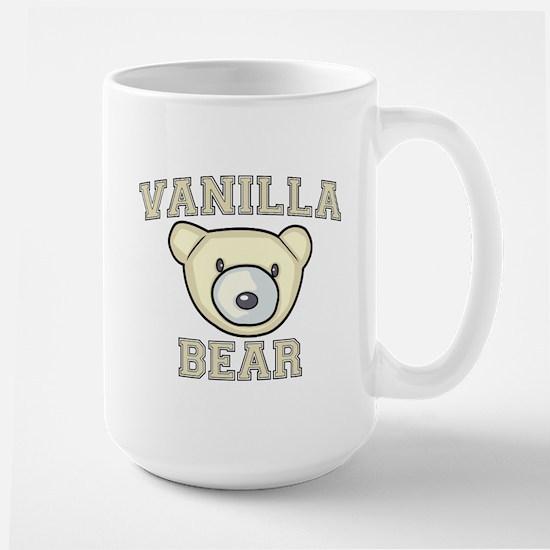 Vanilla Bear Large Mug