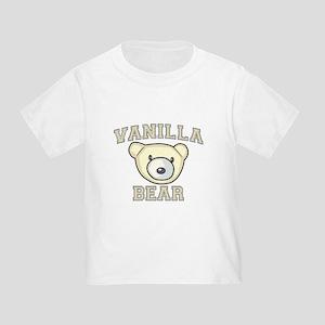 Vanilla Bear Toddler T-Shirt
