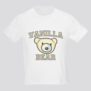 Vanilla Bear Kids Light T-Shirt