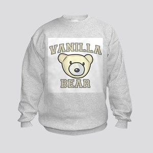Vanilla Bear Kids Sweatshirt