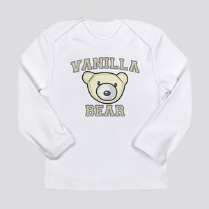 Vanilla Bear Long Sleeve Infant T-Shirt