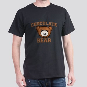 Chocolate Bear Dark T-Shirt