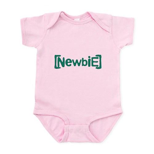 Newbie Infant Bodysuit