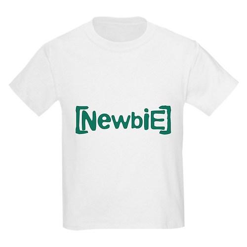 Newbie Kids Light T-Shirt