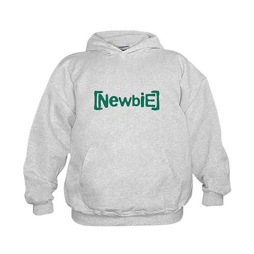 Newbie Kids Hoodie
