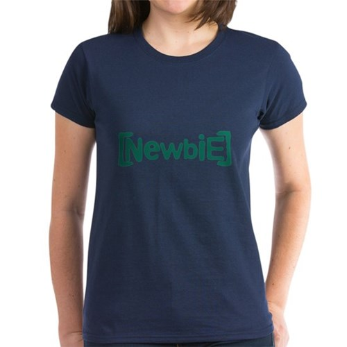 Newbie Women's Dark T-Shirt