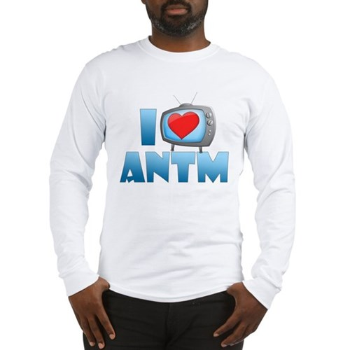 I Heart ANTM Long Sleeve T-Shirt