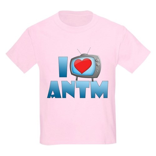 I Heart ANTM Kids Light T-Shirt