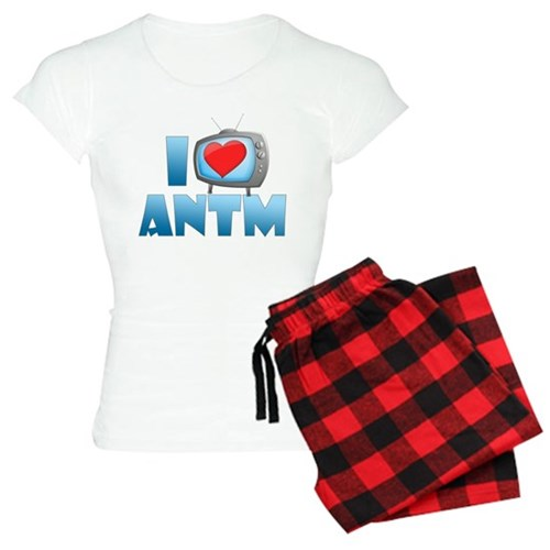 I Heart ANTM Women's Light Pajamas