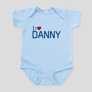 I Heart Danny Infant Bodysuit
