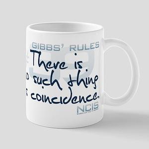 Gibbs' Rules #39 Mug