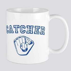 Catcher - Blue Mug