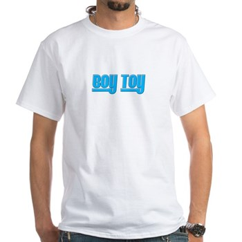 Boy Toy - Blue White T-Shirt