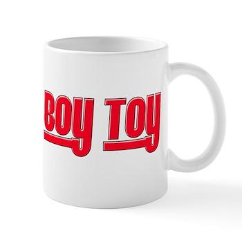 Boy Toy - Red Mug