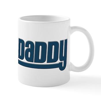 Daddy - Blue Mug