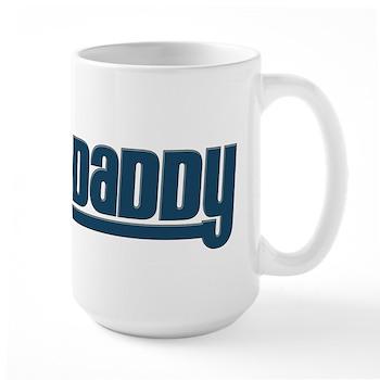 Daddy - Blue Large Mug