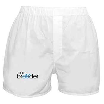 Non-Breeder - Male Boxer Shorts