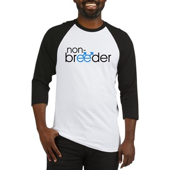 Non-Breeder - Male Baseball Jersey