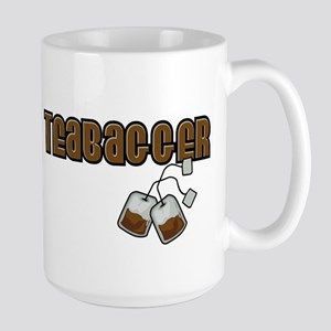 Teabagger Large Mug