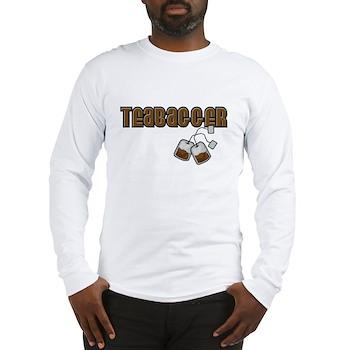 Teabagger Long Sleeve T-Shirt