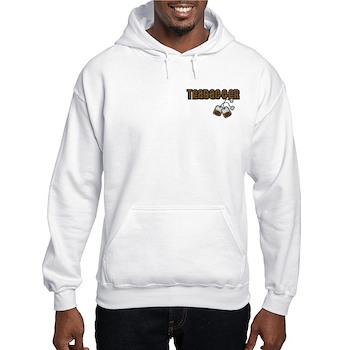 Teabagger Hooded Sweatshirt