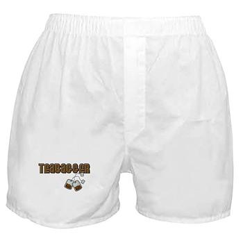 Teabagger Boxer Shorts