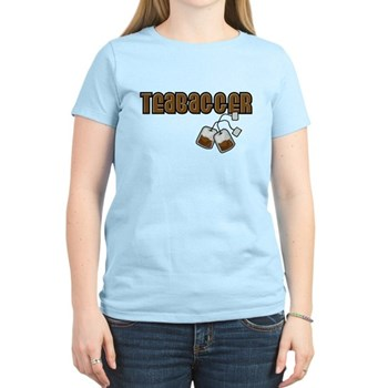 Teabagger Women's Light T-Shirt