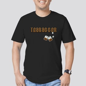 Teabagger Men's Fitted T-Shirt (dark)