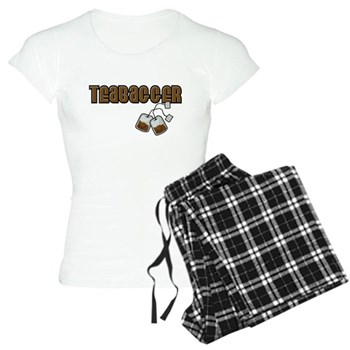 Teabagger Women's Light Pajamas