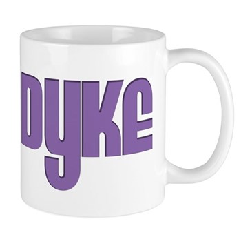 Purple Dyke Mug