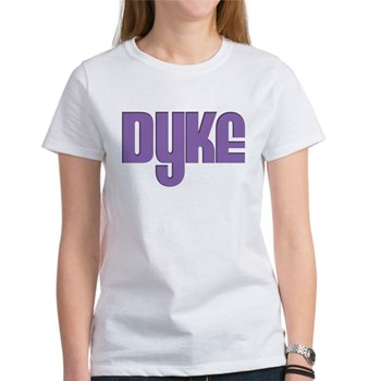 Purple Dyke Women's T-Shirt