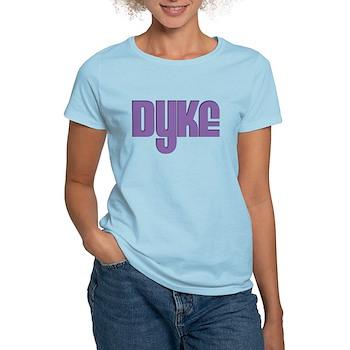 Purple Dyke Women's Light T-Shirt