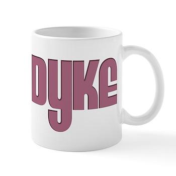 Pink Dyke Mug