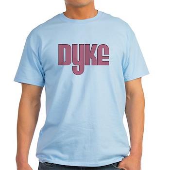 Pink Dyke Light T-Shirt